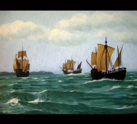 Columbus Going to America (0307)