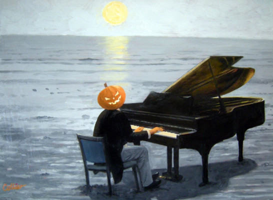 Pumpkin Concert on the Beach (0905)
