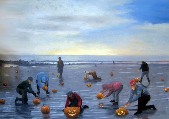 Harvest on the Beach (0906)