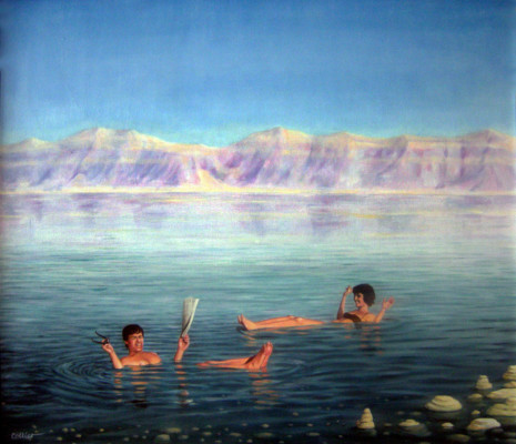 On the Dead Sea (9103)