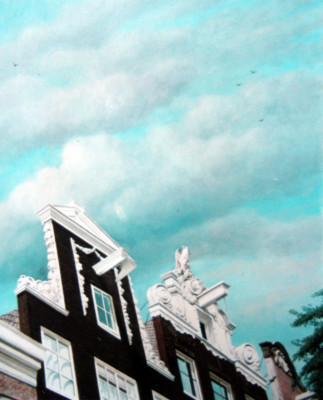Gables on the Reguliersgracht (9204)